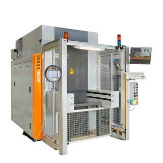 laser standard machine of series LS85C for precise laser cutting